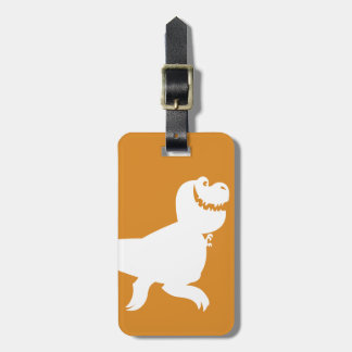 Nash Silhouette Luggage Tag