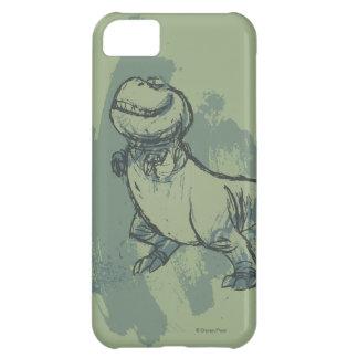 Nash Sketch iPhone 5C Case