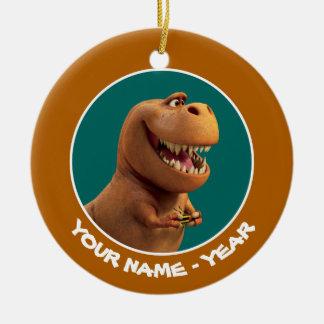 Nash With Bug Christmas Ornament