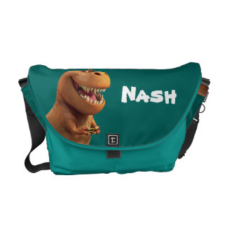 Nash With Bug Courier Bags
