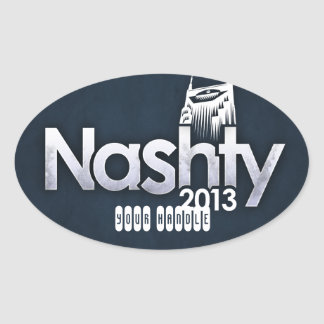 Nashty 2013 Meetup Official Stickers