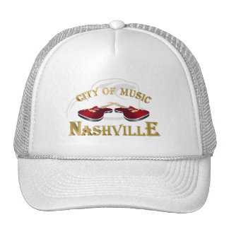 Nashville. City of music Cap