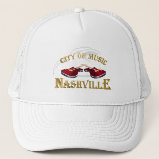 Nashville. City of music Trucker Hat