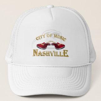 Nashville. City of music Trucker Hat