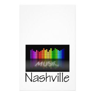 Nashville Equalizer 14 Cm X 21.5 Cm Flyer