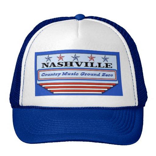 Nashville Ground Zero Hats