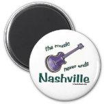 Nashville Guitar Magnets