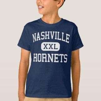 Nashville Hornets Middle Nashville Illinois T-Shirt