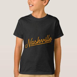 Nashville in Orange T-Shirt