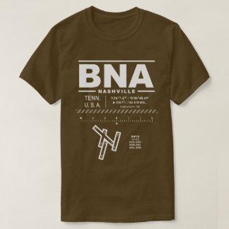 Nashville International Airport BNA T-Shirt