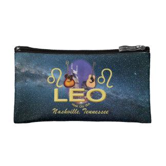 Nashville Leo Cosmetic Bag