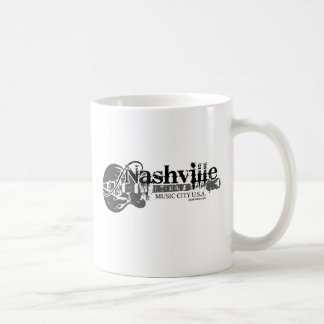 Nashville Music City USA Mug