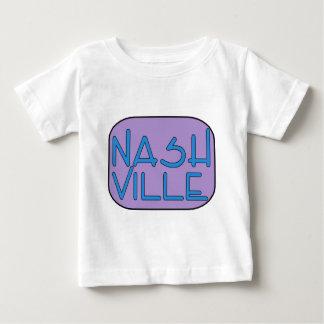 Nashville Purple Baby T-Shirt