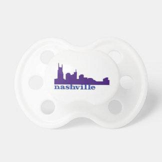 Nashville Skyline Purple Dummy