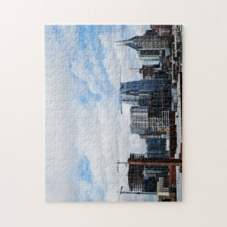 Nashville Skyline Puzzle
