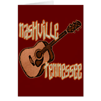 NASHVILLE TENNESSEE GREETING CARDS