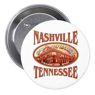Nashville Tennessee Country Music Pins