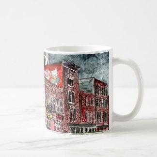 nashville tennessee country music capital art mugs
