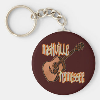 NASHVILLE TENNESSEE KEY RING