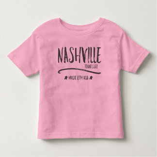 Nashville Tennessee Kids T-shirt
