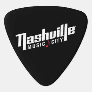 Nashville Tennessee Music City USA Plectrum