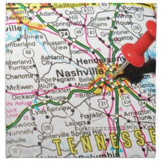 Nashville, Tennessee Napkin