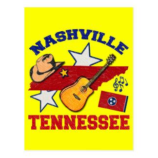 Nashville, Tennessee Postcards