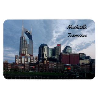 Nashville Tennessee Rectangular Photo Magnet