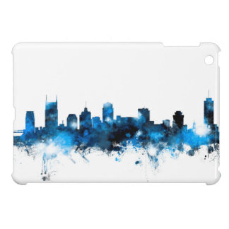 Nashville Tennessee Skyline iPad Mini Covers