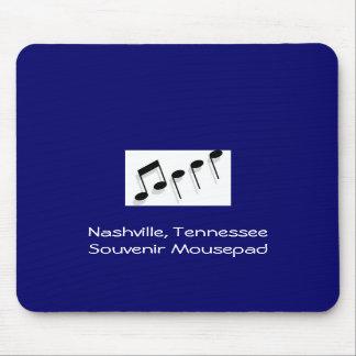 Nashville Tennessee Souvenir Mouse Pad