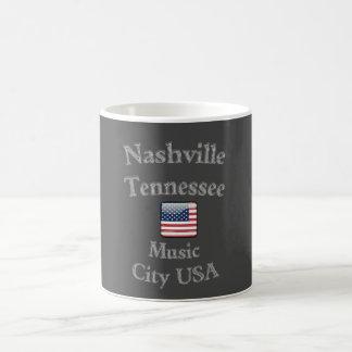 Nashville Tennessee _ souvenir mug