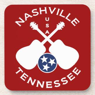 Nashville Tennessee USA Drink Coaster