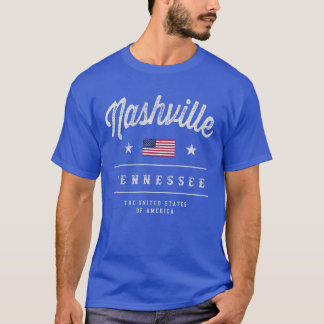 Nashville Tennessee USA T-Shirt