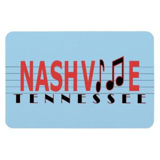 Nashville TN Fridge Magnet