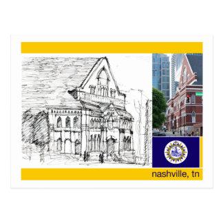 Nashville TN: Postcard
