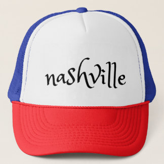 Nashville Trucker Hat Fun