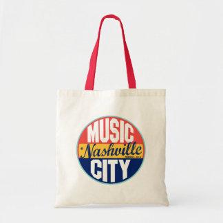 Nashville Vintage Label