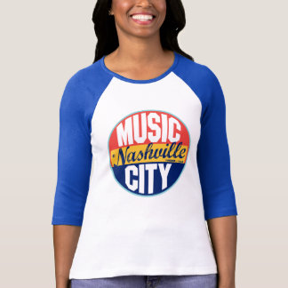 Nashville Vintage Label T-Shirt