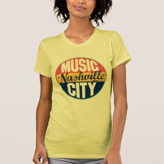 Nashville Vintage Label Tshirts