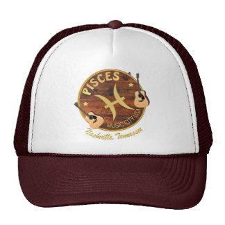 Nashville Zodiac Pisces Trucker Hat