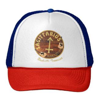 Nashville Zodiac Sagittarius Trucker Hat