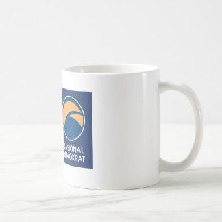 Nasional-Demokrat Basic White Mug