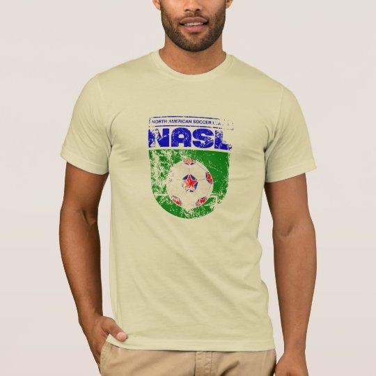NASL Vintage Soccer Logo Sirt T-Shirt