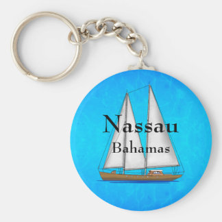 Nassau Bahamas Key Ring