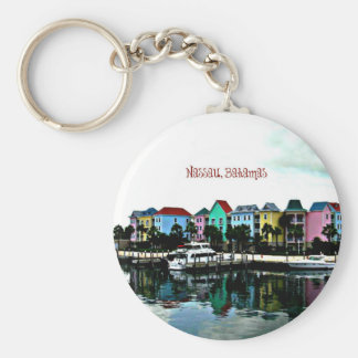Nassau, Bahamas Key Ring