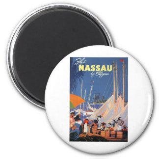 Nassau Bahamas Magnet