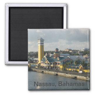 Nassau harbor magnet