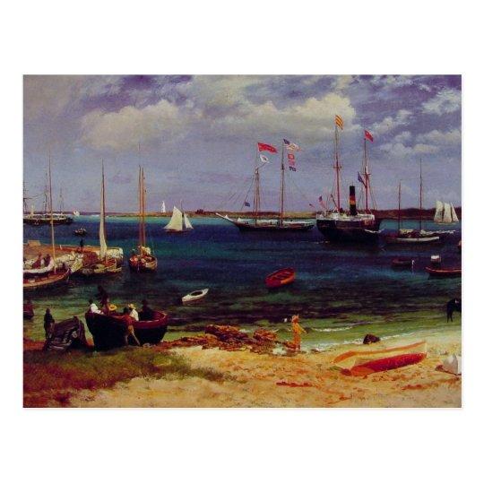 Nassau Harbour Postcard
