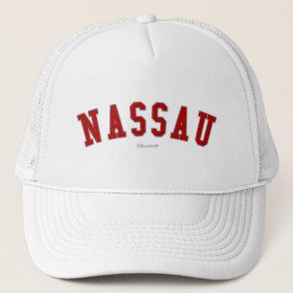 Nassau Trucker Hat