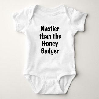 Nastier than the Honey Badger T-shirt